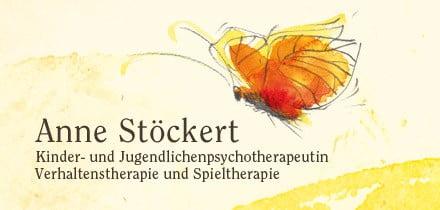 Kindertherapie München | Anne Stöckert